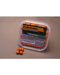 Dukebaits Creamy Scopex Drilled 9mm