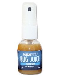 Nash Baits Bug Juice Shrimp 30ml