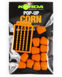 Korda Corn Pop-up Citrus Zing Orange