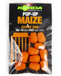 Korda Maize Pop-up Citrus Zing Orange