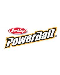 Berkley Powerbait Black/Pearl Glitter