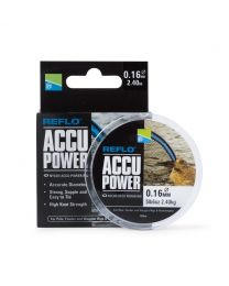 Preston reflo accu power 0.12mm 100m