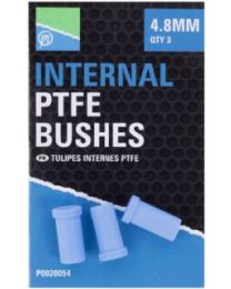 Preston internal PTFE bushes 4,0mm