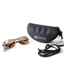 Preston Polarised Brown Sunglasses