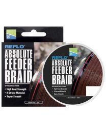 Preston reflo absolute braid 0.12mm 150