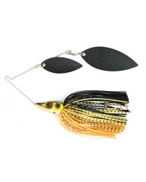 Rage Spinnerbait 14g - Black & Gold