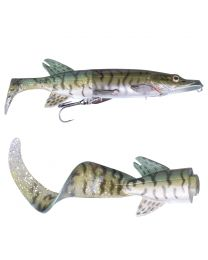 Savage Gear Hybrid Pike 17cm Green Silve