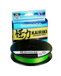 Shimano Kairiki 8 Mantis Green 0.10mm