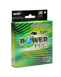 Power Pro Moss Green 0,08mm 135m