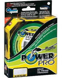 Power Pro Yellow 0,10mm 135m