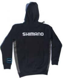 Shimano hoody black XL