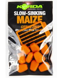 Korda Maize Slow-Sinking Citrus Zing Ora