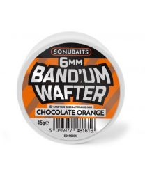 Sonubaits Bandum Wafter Chocolate Orange 6mm