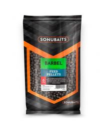 Sonubaits barbel feed pellets 6mm