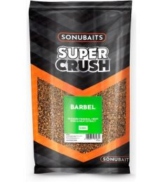 Sonubaits barbel groundbait 2 kg