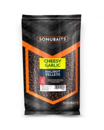 Sonubaits Cheesy Garlic Pellets 6mm