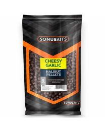 Sonubaits Cheesy Garlic Pellets 8mm