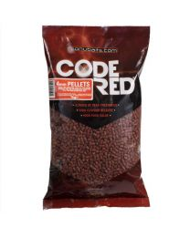 Sonubaits code red feed pellets 4mm 1kg