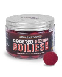 Sonubaits code red oozing boilies 15mm
