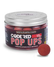 Sonubaits code red pop ups 15mm