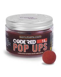 Sonubaits code red pop ups 18mm
