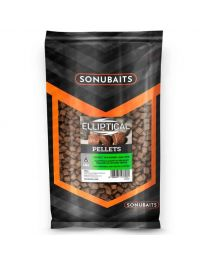 Sonubaits elliptical pellets 8mm 1kg