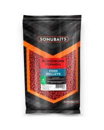 Sonubaits Bloodworm Feed Pellets 4mm