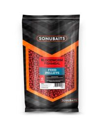 Sonubaits Bloodworm Feed Pellets 6mm