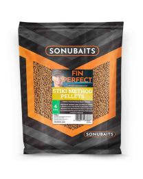 Sonubaits fin perfect stiki method pellets 4mm