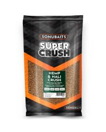 Sonubaits supercrush hemp & hali crush