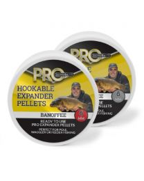 Sonubaits Pro Hookable Expander Pellets Banoffee 8mm