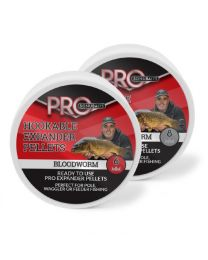 Sonubaits Pro Hookable Expander Pellets Bloodworm 8mm