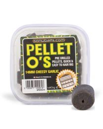 Sonubaits pellet O's cheesy garlic 14mm