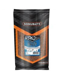 Sonubaits pro groundbait super sweet 1kg