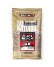 Sonubaits so natural  black roach 1 kg
