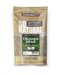 Sonubaits so natural crushed hemp 500gr