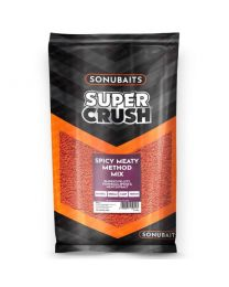 Sonubaits Spicy Meaty Method Mix 2 Kg