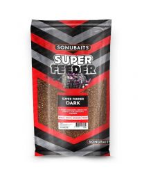 Sonubaits super feeder dark 2 kg