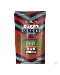 Sonubaits super feeder fishmeal green