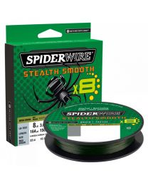 Spiderwire 0.11mm green 150mtr