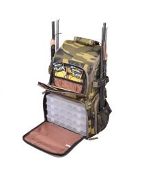 Spro Bag Pack 1 Camouflage