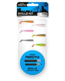 Spro freestyle skillz dropshot kit 37mm