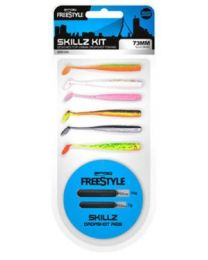 Spro freestyle skillz dropshot kit 73mm