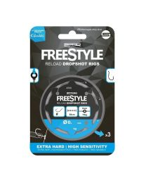 Spro freestyle reload dropshot rigs 0.26