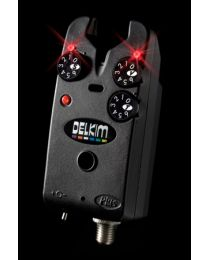 Delkim Plus Flame Red