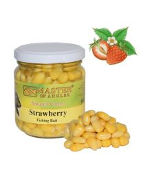 Master of Angler sweet corn aardbei 125g