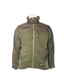 Tactic Carp Fleece Jack Green XL