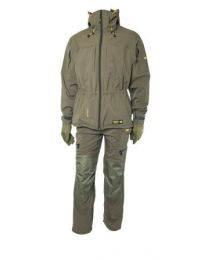 Tactic Carp Softshell Parka Green L