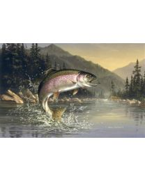 Spro Trout Master 3-Jointed Rolling 16