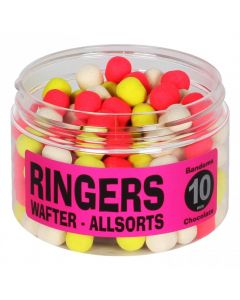 Ringers bandem wafter chocolate all sorts 10mm